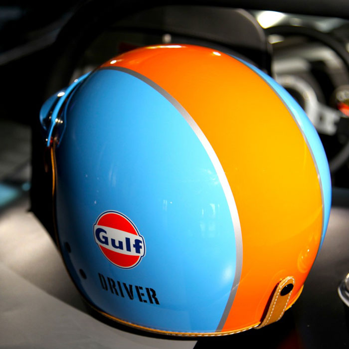 18 Cool Helmets For Retro Inspired Style