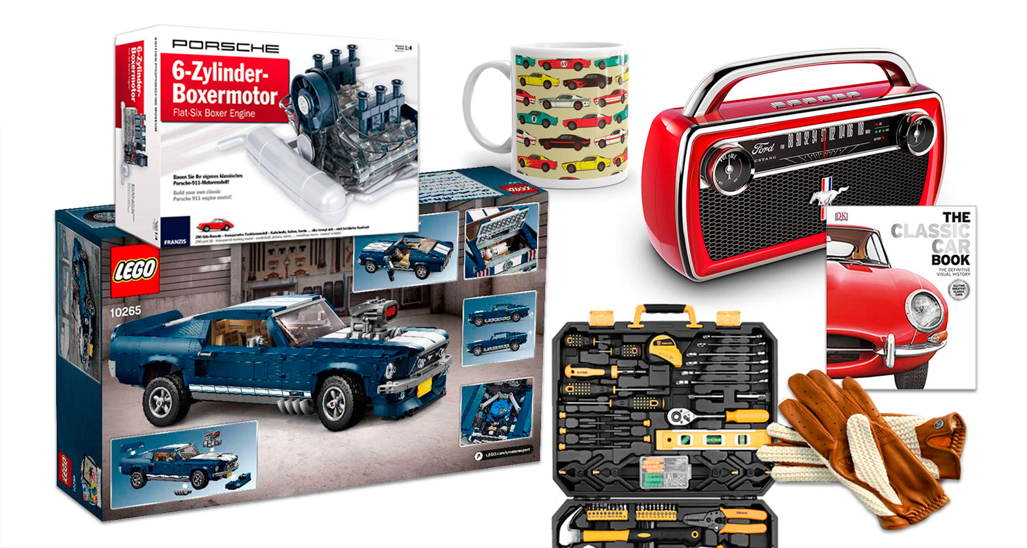 20 Cool Gift Ideas For Car And